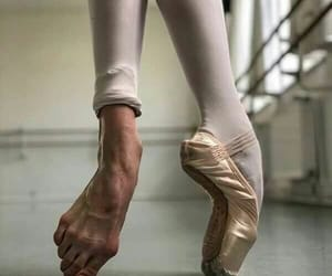 ballet and pointe image