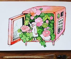 artist, microwave oven, and maruti bitamin image