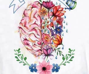 quotes, flowers, and love yourself image