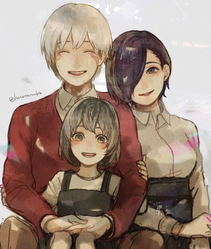 Anime Happy Family Picture Familyscopes