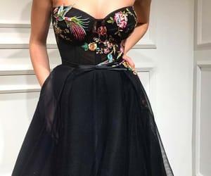 black and dresses image
