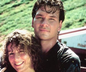 80's, jennifer grey, and dirty dancing image