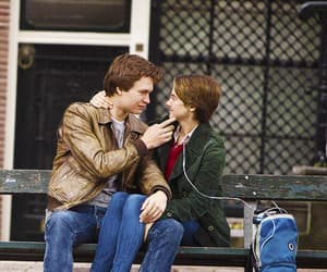 Shailene Woodley, the fault in our stars, and love image