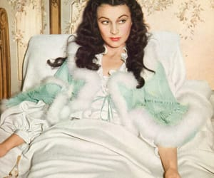 vintage, vivien leigh, and Gone with the Wind image