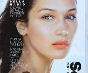 model, bella hadid, and Allure image