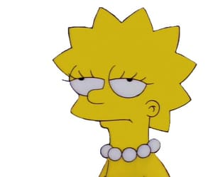 simpson's, lisasimpson, and thesimpsons image