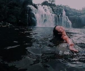 girl, tropical, and tumblr image
