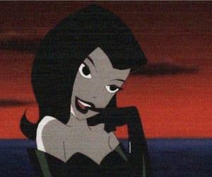 cartoon, black, and grunge image