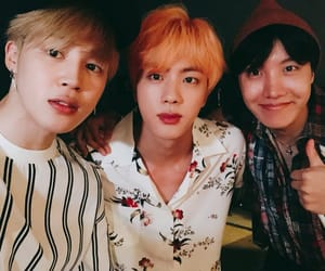 epiphany, jung hoseok, and love yourself answer image