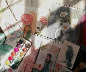 art, artist, and artists image