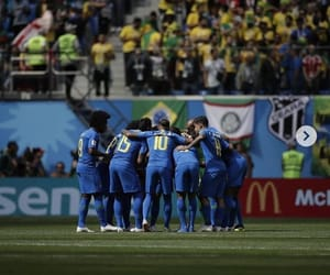 brazil, champs, and love image