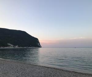 beach, estate, and italia image