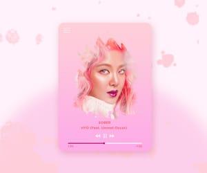 korea, hyoyeon, and edits image