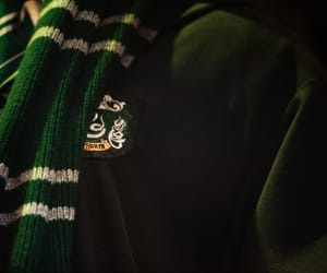scarf and slytherin image