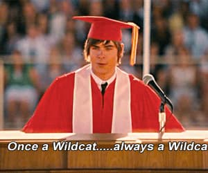 high school musical, zac efron, and gif image