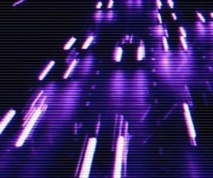 car, grunge, and purple image