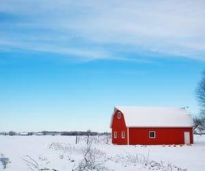beautiful, blue sky, and nature image