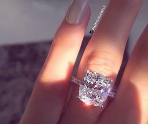ring and diamond image