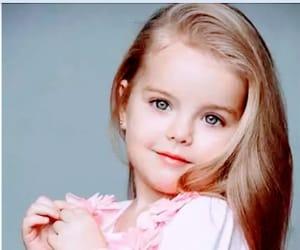 angel, bambina, and grace image