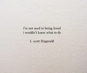 quotes, f. scott fitzgerald, and tumblr image