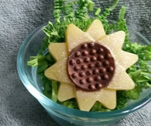 etsy, sunflower, and party favor image