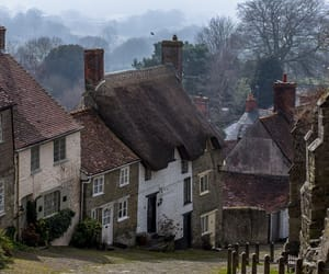 "ever-so-british:"" Gold Hill, Shaftesbury, Dorset, England"""
