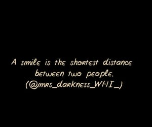 distance, him, and smile image