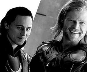 brothers, Marvel, and loki image