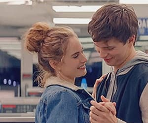 gif, baby, and ansel elgort image