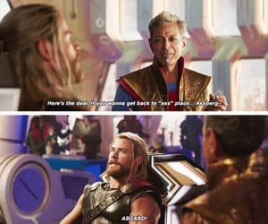 Marvel, thor, and ragnarok image