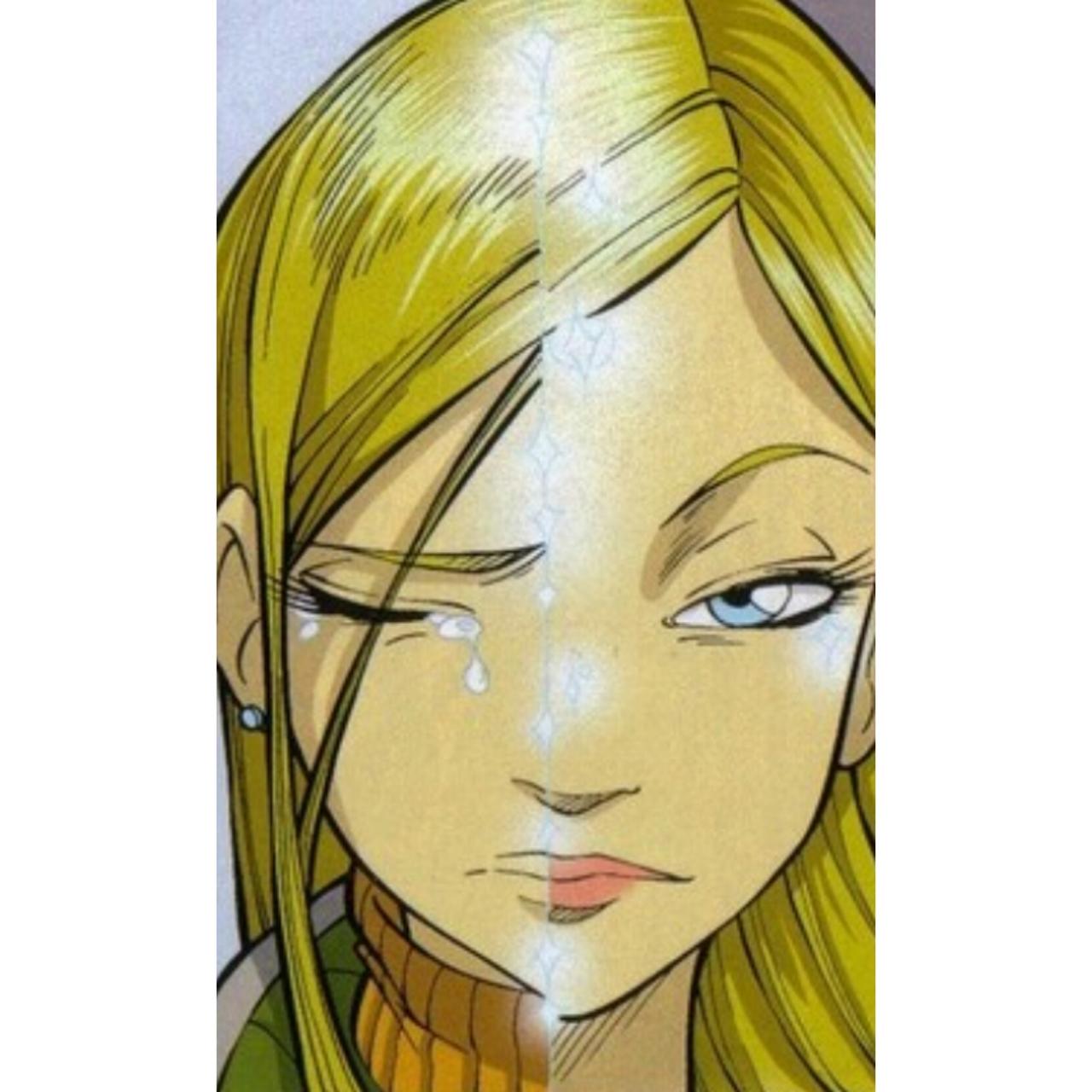 beautiful, blonde, and cartoon image