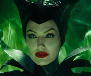 Angelina Jolie, maleficent, and disney image