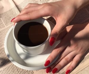 coffee and nails image