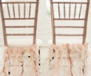 chairs, decor, and lace image