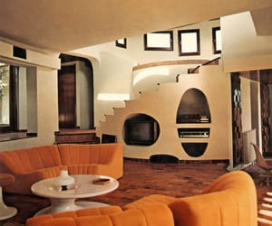 70's, architecture, and design image