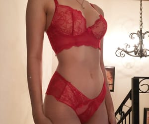 aesthetic, bra, and lingerie image