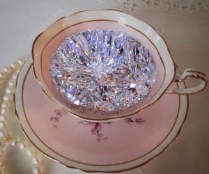diamond, pink, and chic image