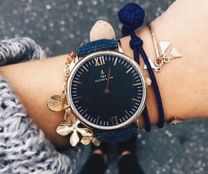 accessories, girl, and fashion image