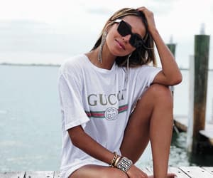 gucci, summer life, and holidays image