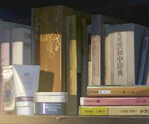 anime, books, and kotonoha no niwa image