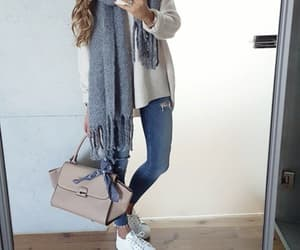 fashion, everyday outfit, and outfit image