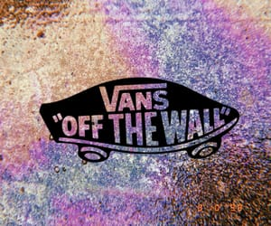 vans, shoes, and off the wall image