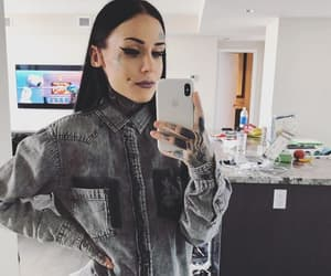tattoed girl, Tattoos, and monami frost image