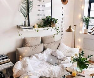 home, decoration, and bedroom image