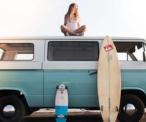 board, girl, and goal image
