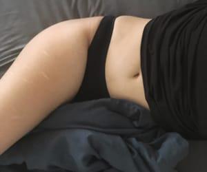girl, tumblr, and hot bod image