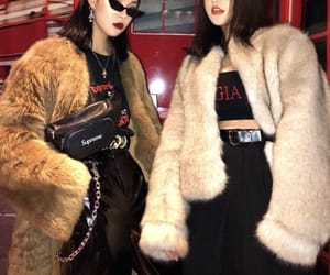 alternative, asian, and fashion image