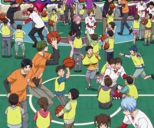 anime, kawaii, and aomine daiki image