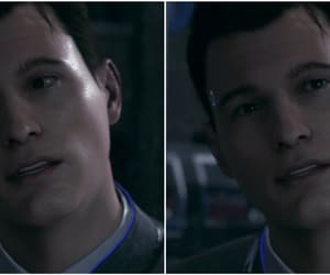 Connor, bryan dechart, and detroit: become human image