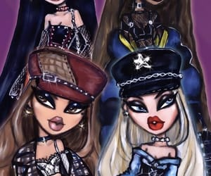 dolls, bratz, and mga image